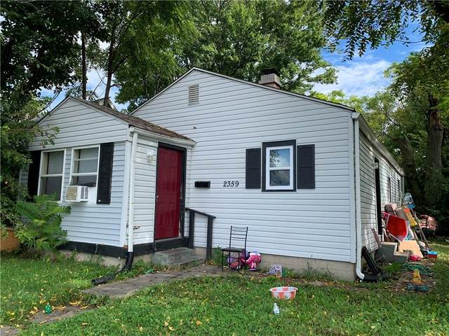 2359 N Gale Street, Indianapolis, IN 46218 (MLS #21819307) :: The Indy Property Source
