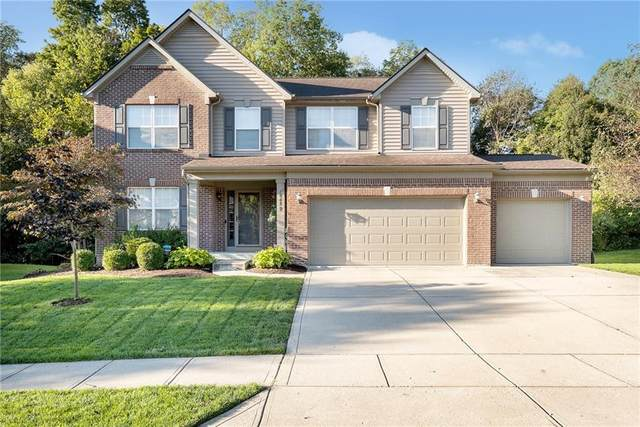 14459 Stanley Terrace, Fishers, IN 46037 (MLS #21820030) :: AR/haus Group Realty