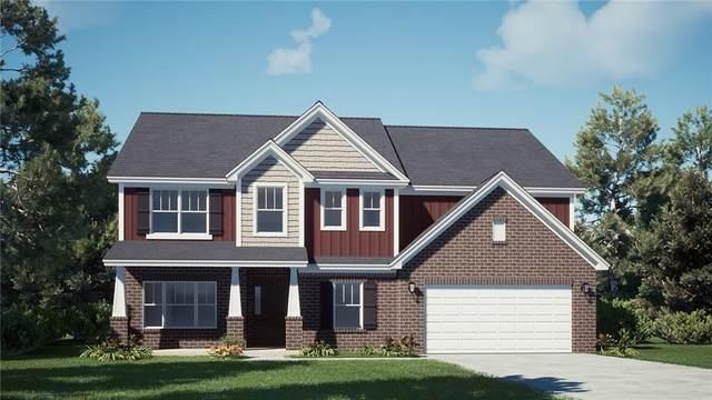 3200a Kestrel Court, Martinsville, IN 46151 (MLS #21820397) :: Ferris Property Group