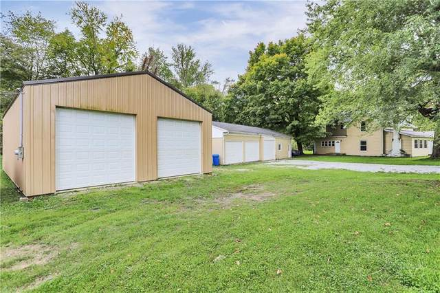 6063 W Station Way, Greenfield, IN 46140 (MLS #21820483) :: Quorum Realty Group