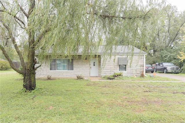 2137 N Leland Avenue, Indianapolis, IN 46218 (MLS #21821051) :: The ORR Home Selling Team