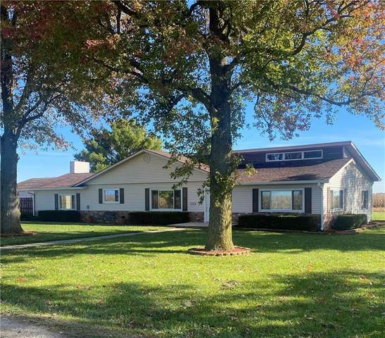 16764 N 700 W, Elwood, IN 46036 (MLS #21821757) :: Heard Real Estate Team   eXp Realty, LLC