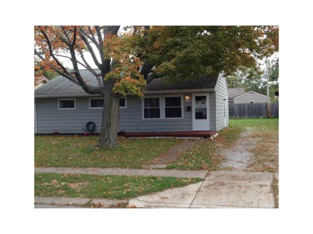 4841 Karen Drive, Indianapolis, IN 46226 (MLS #21261152) :: Realty ONE Group Dream