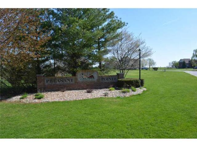 2201 Game Bird Drive, Franklin, IN 46131 (MLS #21287484) :: Richwine Elite Group