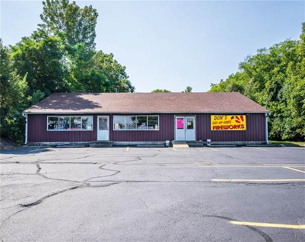 613 E State Road 44, Shelbyville, IN 46176 (MLS #21381040) :: The Indy Property Source