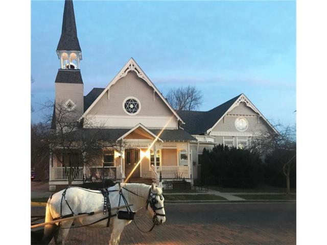 75 N Main Street N, Zionsville, IN 46077 (MLS #21414233) :: Indy Scene Real Estate Team