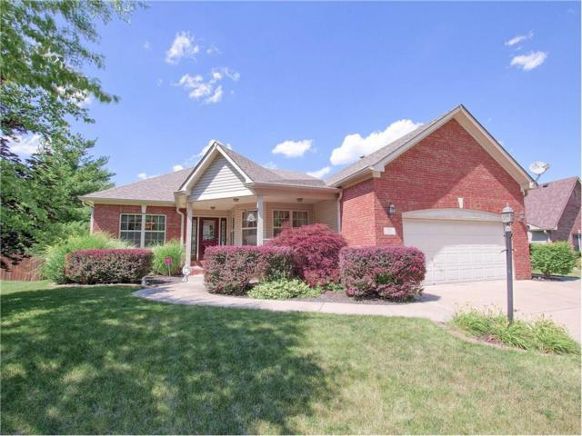 7916 Meadow Bend Drive, Indianapolis, IN 46259 (MLS #21492877) :: RE/MAX Ability Plus