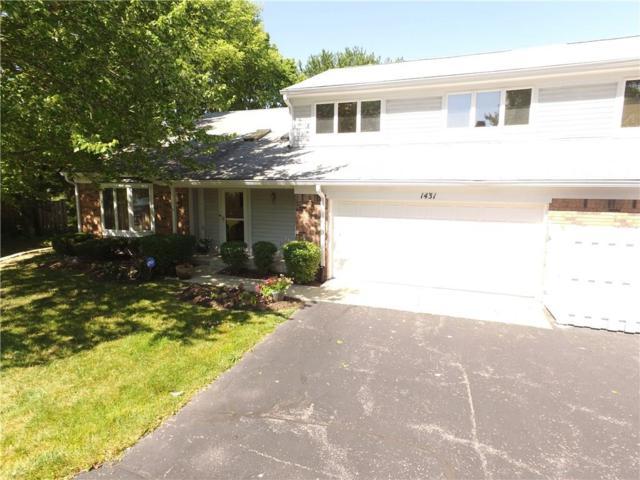 1431 Dominion Drive, Zionsville, IN 46077 (MLS #21497108) :: Indy Scene Real Estate Team