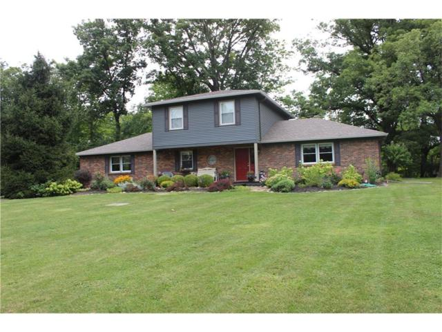 910 E Tall Oaks Drive, Morgantown, IN 46160 (MLS #21504464) :: RE/MAX Ability Plus