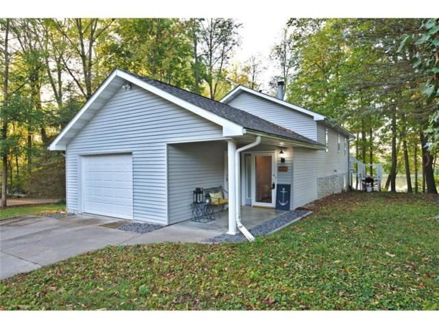 370 Bayshore Drive, Cicero, IN 46034 (MLS #21518157) :: The Gutting Group LLC
