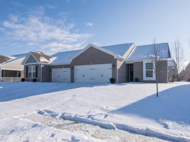 2613 Winter Hawk Road, Greenwood, IN 46143 (MLS #21518514) :: Indy Scene Real Estate Team