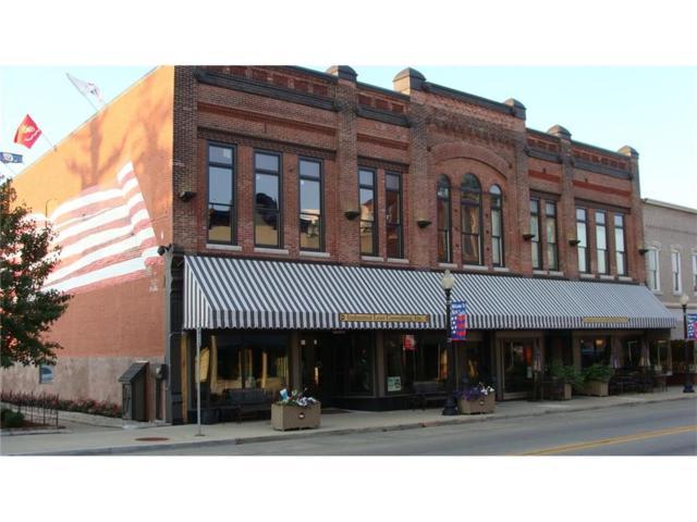 1322 Broad Street, New Castle, IN 47362 (MLS #21519593) :: Len Wilson & Associates