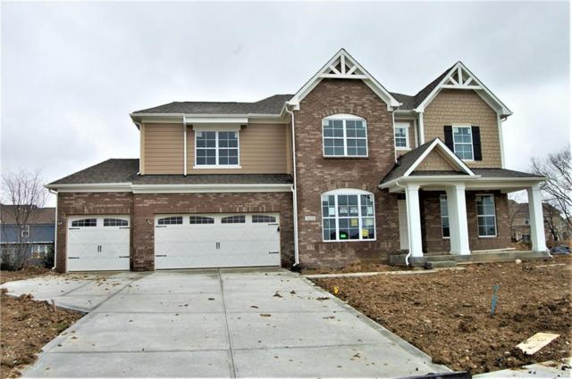 10225 Maiden Court, Fishers, IN 46040 (MLS #21522120) :: The Evelo Team