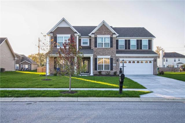 1686 Galway Circle, Avon, IN 46123 (MLS #21522963) :: Mike Price Realty Team - RE/MAX Centerstone