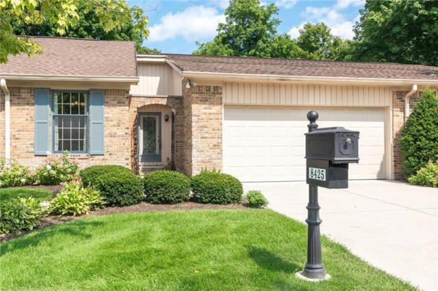 8425 Quail Hollow Road #5, Indianapolis, IN 46260 (MLS #21524795) :: FC Tucker Company