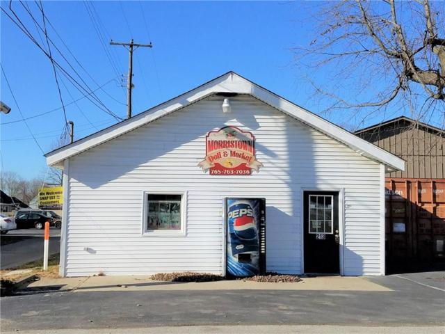 213 N Washington Street, Morristown, IN 46161 (MLS #21524859) :: Indy Plus Realty Group- Keller Williams
