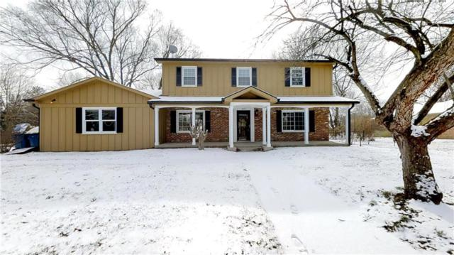 3803 Brunswick Drive, Carmel, IN 46033 (MLS #21525148) :: The ORR Home Selling Team