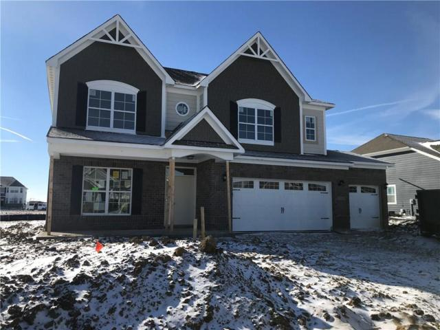 15143 Gallop Lane, Fishers, IN 46040 (MLS #21527754) :: The Evelo Team