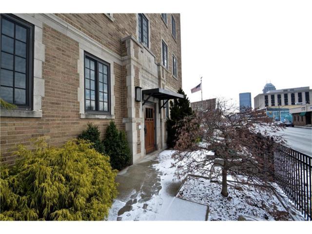 825 N Delaware Street 5B, Indianapolis, IN 46204 (MLS #21527995) :: The ORR Home Selling Team