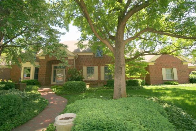 5029 Beaumont Way North Drive, Indianapolis, IN 46250 (MLS #21528993) :: The ORR Home Selling Team