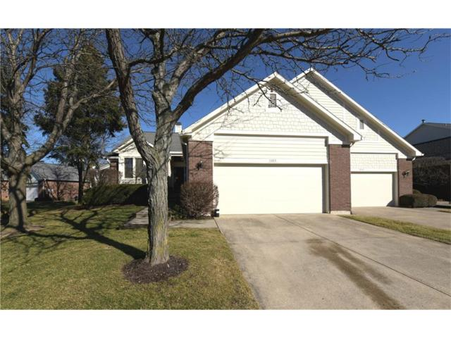 7885 Clearwater Cove Drive, Indianapolis, IN 46240 (MLS #21529715) :: FC Tucker Company