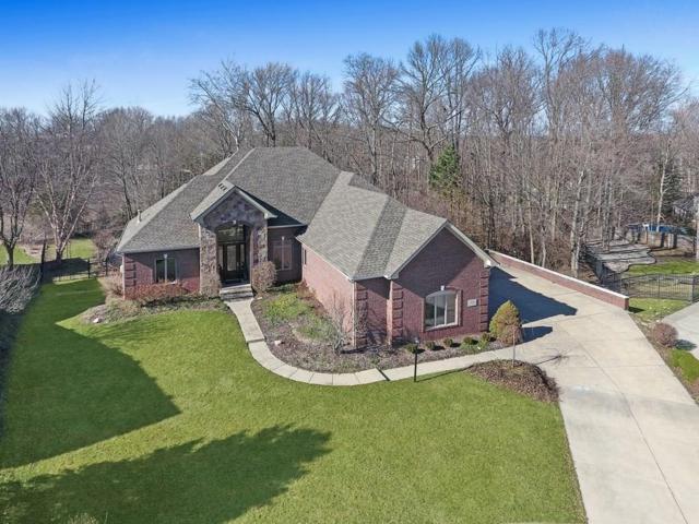 4614 Waters Edge Way, Greenwood, IN 46143 (MLS #21530240) :: The ORR Home Selling Team