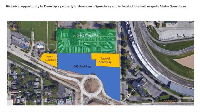 1708 Goergetown Road, Speedway, IN 46224 (MLS #21530265) :: David Brenton's Team
