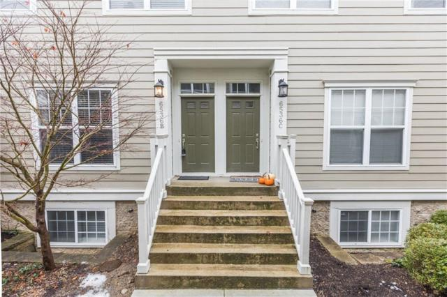 6536 Ferguson Street B, Indianapolis, IN 46220 (MLS #21540175) :: The ORR Home Selling Team