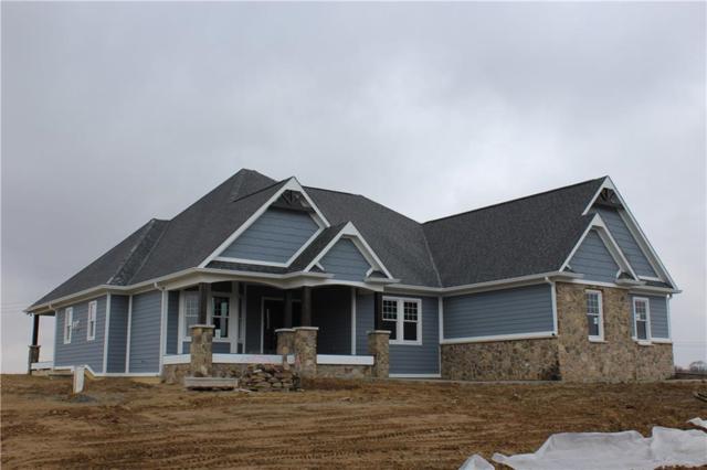 130 Brianne Lane, Danville, IN 46122 (MLS #21540294) :: The ORR Home Selling Team