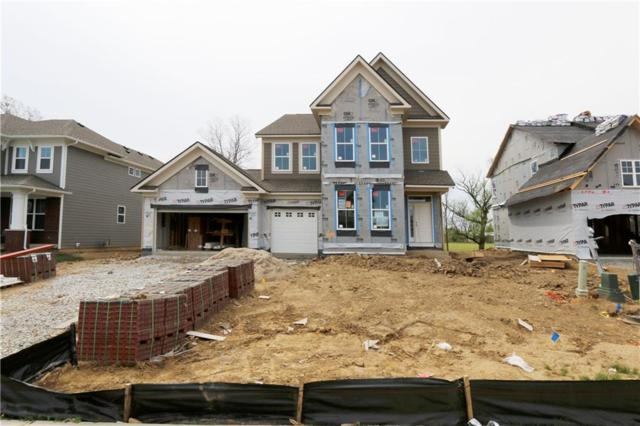5412 Forest Glen Drive, Brownsburg, IN 46112 (MLS #21541217) :: The Evelo Team