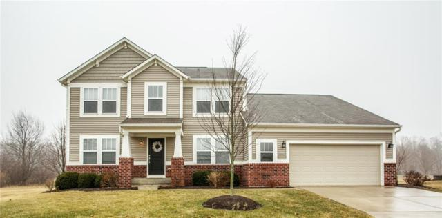 18560 Pilot Mills Court, Noblesville, IN 46062 (MLS #21546302) :: The Evelo Team