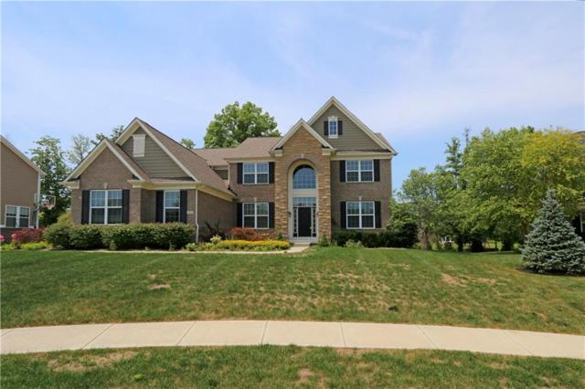2504 Fawn Bluff Court, Zionsville, IN 46077 (MLS #21546847) :: The ORR Home Selling Team