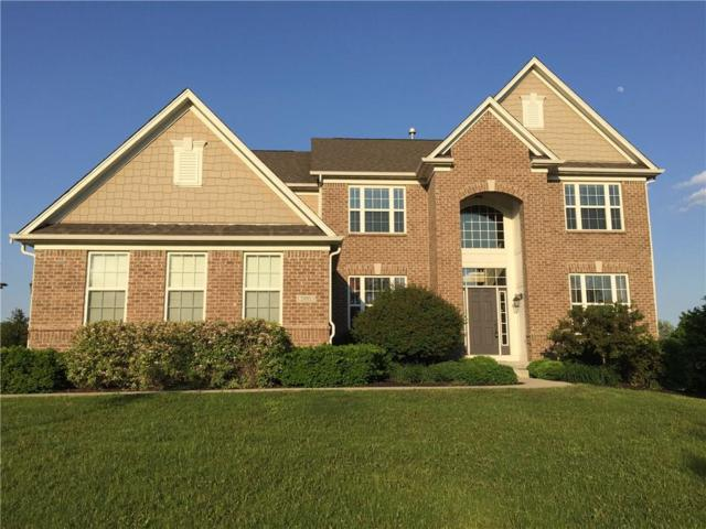 2991 Stone Creek Drive, Zionsville, IN 46077 (MLS #21547072) :: The ORR Home Selling Team