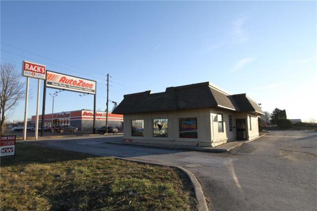 4741 N Post Road, Indianapolis, IN 46226 (MLS #21547465) :: FC Tucker Company