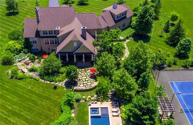 7490 Hunt Country Lane, Zionsville, IN 46077 (MLS #21548067) :: Mike Price Realty Team - RE/MAX Centerstone