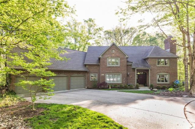 8820 Woodacre Lane, Indianapolis, IN 46234 (MLS #21548487) :: Indy Plus Realty Group- Keller Williams