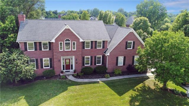 10527 Oak Ridge Drive, Zionsville, IN 46077 (MLS #21550682) :: Mike Price Realty Team - RE/MAX Centerstone
