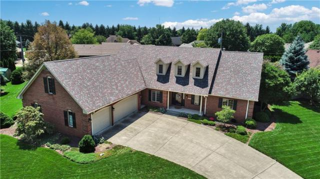 2329 Hillcrest Avenue, Anderson, IN 46011 (MLS #21551099) :: Mike Price Realty Team - RE/MAX Centerstone