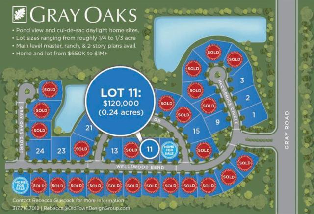 4742 Wellswood Bend, Carmel, IN 46033 (MLS #21551403) :: The ORR Home Selling Team