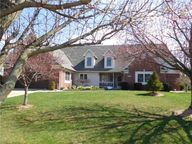 2245 Willow Circle Drive, Greenwood, IN 46143 (MLS #21554797) :: Indy Plus Realty Group- Keller Williams