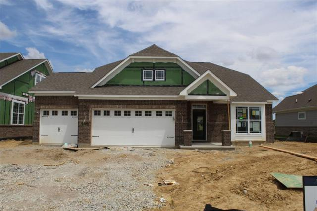 10451 Oxer Drive, Fishers, IN 46040 (MLS #21558022) :: The Evelo Team