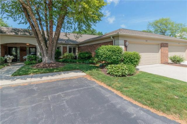 422 Bent Tree Lane, Indianapolis, IN 46260 (MLS #21558795) :: Indy Scene Real Estate Team