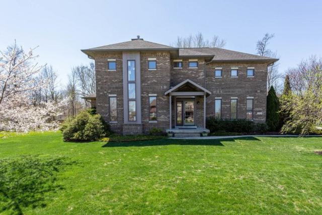 213 Hidden Glen Drive, Greenfield, IN 46140 (MLS #21560599) :: FC Tucker Company