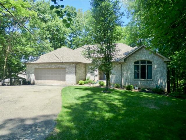 7813 S Solitude Lane, Trafalgar, IN 46181 (MLS #21560789) :: David Brenton's Team