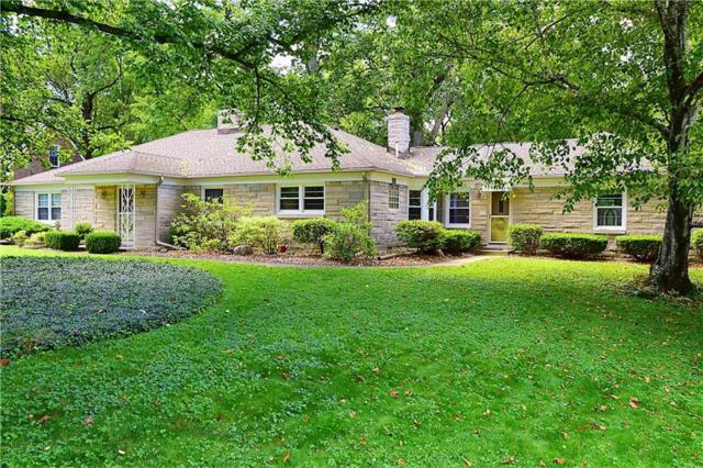 1333 Winding Way, Anderson, IN 46011 (MLS #21562440) :: RE/MAX Ability Plus