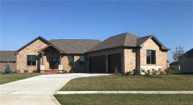 5680 Surry Lane, Greenwood, IN 46143 (MLS #21562787) :: Mike Price Realty Team - RE/MAX Centerstone
