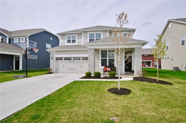 4412 Limbaugh Way, Westfield, IN 46074 (MLS #21563255) :: The ORR Home Selling Team