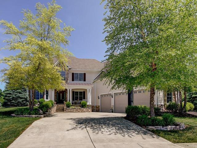13407 Water Crest Drive, Fishers, IN 46038 (MLS #21563533) :: Mike Price Realty Team - RE/MAX Centerstone