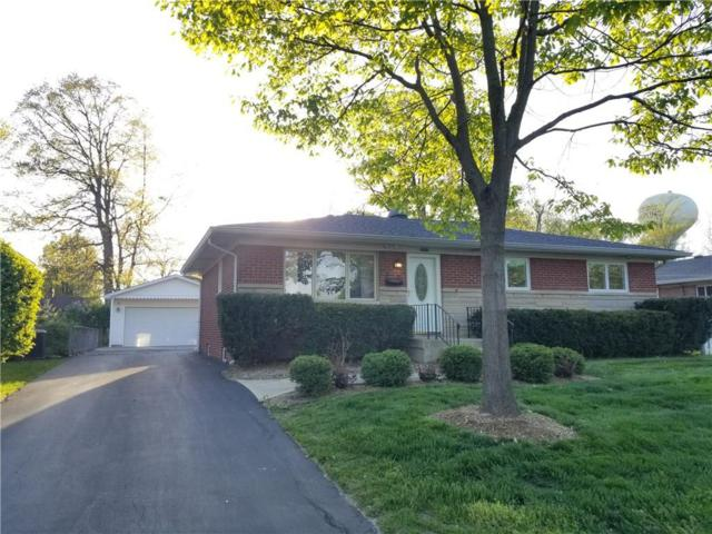 5663 Maplewood Drive, Speedway, IN 46224 (MLS #21564031) :: Mike Price Realty Team - RE/MAX Centerstone