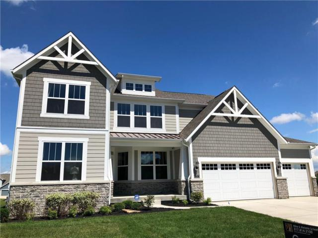 16136 Rockcress Drive, Noblesville, IN 46062 (MLS #21565506) :: The ORR Home Selling Team